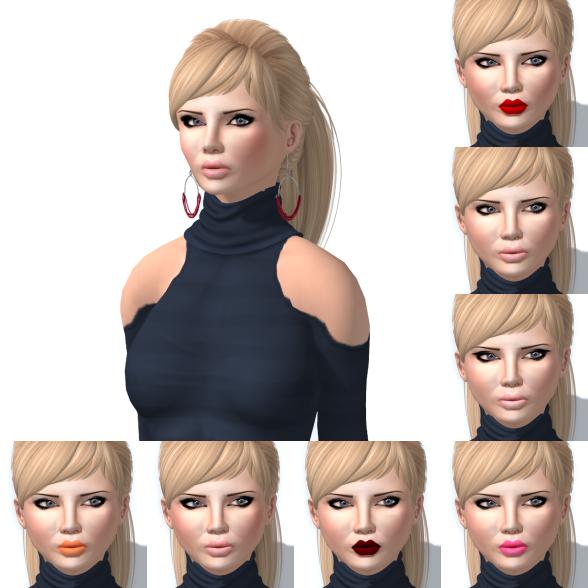 skin fair collage