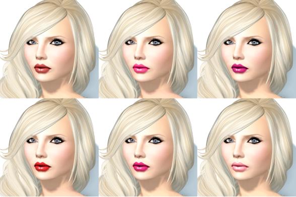 tl sf izzie's lipsticks