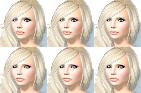 tld sf izzie's eyeshadows
