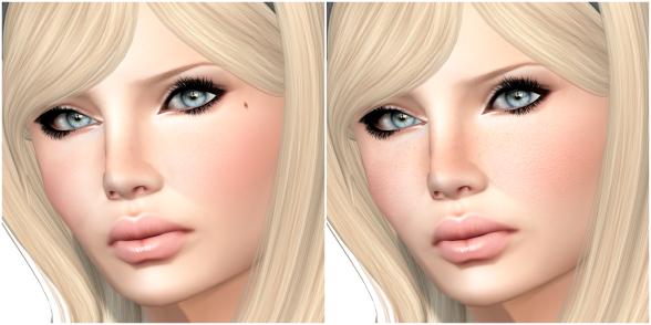 arcade pores collage